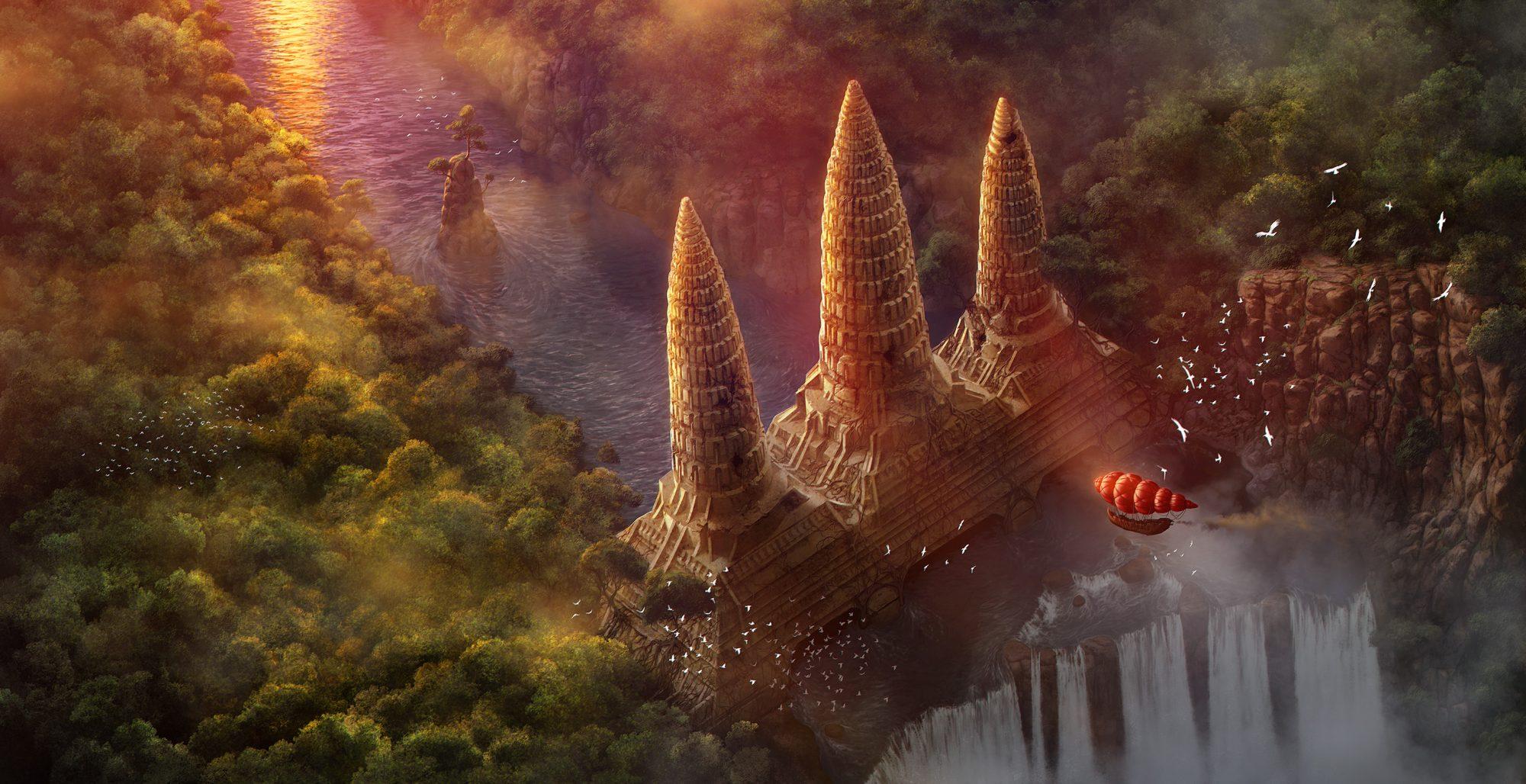 Der Stegosaurus kann Kung-Fu!